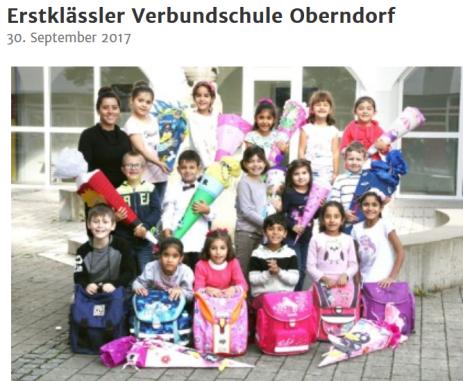 Volksschule 2017